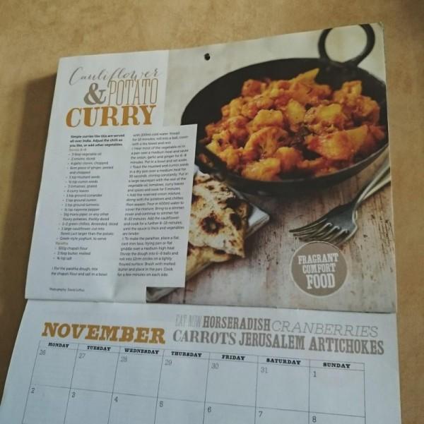 Jamie's Calendar