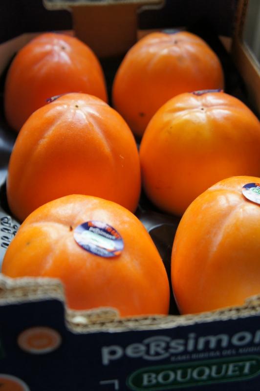 フランスでも柿はKAKI