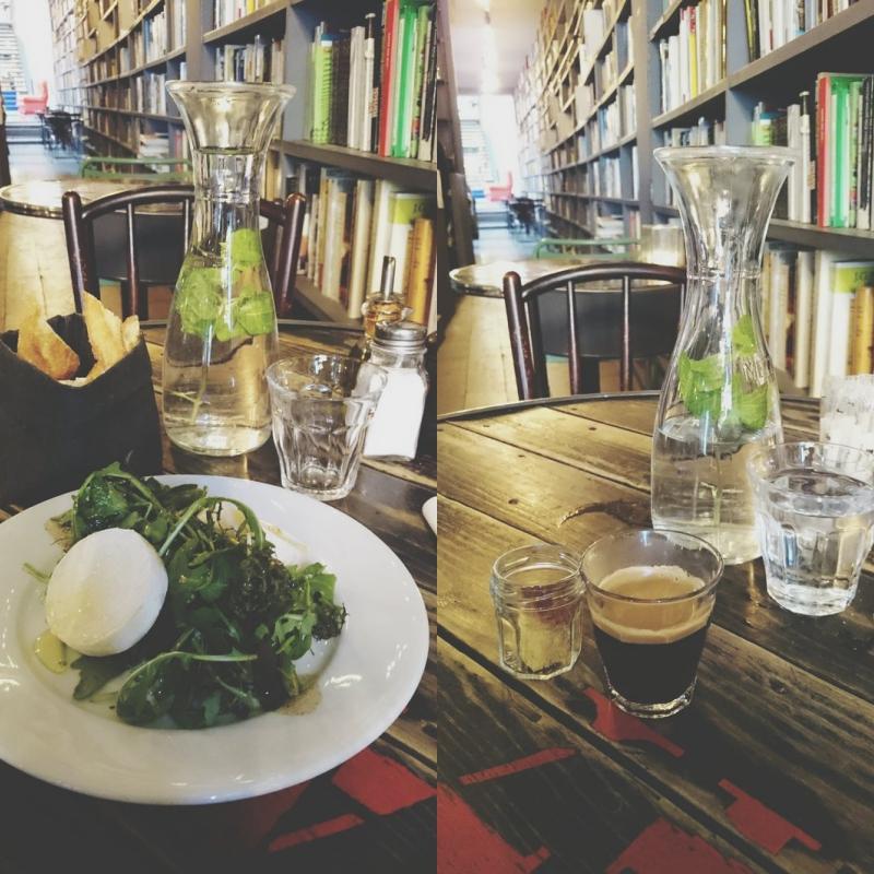 Used Book Café