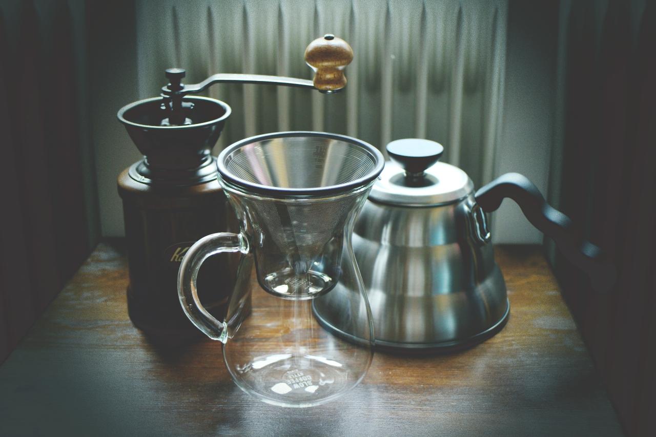 お気に入りコーヒー三点セットから豆腐屋さんまで【日々諸々】