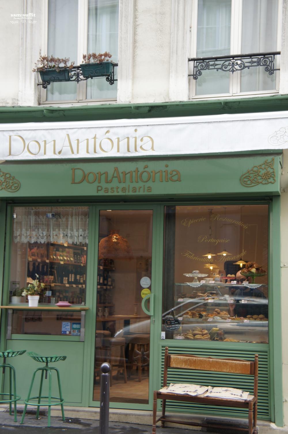 思いがけずポルトガル料理の可愛いお店を見つける